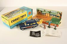 "Corgi Toys 440, Ford Consul Cortina ""Golf"", Mint in Box                #ab1750"