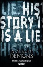 """DA VINCI'S DEMONS - 11""""x17"""" Original Promo TV Poster SDCC 2012 MINT Comic Con"""