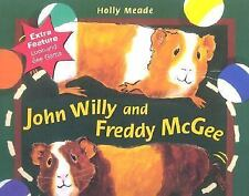 Kids cool paperback:John Willy and Freddy McGee-2 guinea pigs+adventure out cage