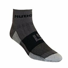 MudGear Trail Socks 1/4 Crew 2 Pair Pack - The Best Socks For Trail Running, and