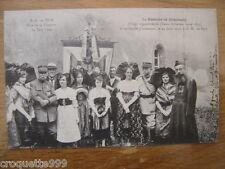 CP carte postale Postcard MILITARIA GUERRE Notre Dame de Sion fete la victoire