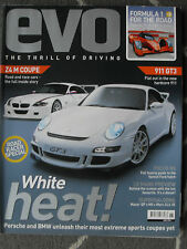 EVO MAGAZINE JUNE 2006  -  FORD FOCUS RS  -  AUDI R10  -  TVR GRIFFITH