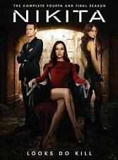Nikita: The Complete Fourth and Final Season New DVD