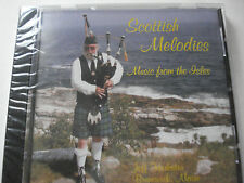 Scottish Melodies Music From The Isles  Jeff Herbster, Bagpipes, Maine New   I47