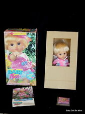Retired * Galoob Baby Face Doll *  So Loving Laura * With Box