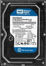 WESTERN DIGITAL WD2500AAJS-08L7A0 250GB SATA HARD DRIVE DCM: HBRNHT2CE