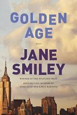 Golden Age by Jane Smiley (2015, Hardcover)