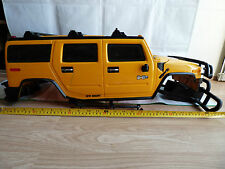 New bright rc rc échelle 1:6 hummer H2 crawler off road corps shell énorme