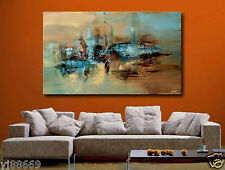 "48"" Modern Abstract hand-painted Art Oil Painting Wall Decor canvas"