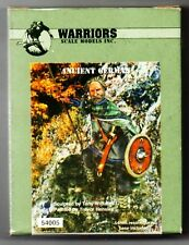 WARRIORS SCALE MODELS 54005 - ANCIENT GERMAN - 54mm RESIN KIT
