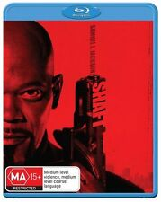 Shaft (Blu-ray, 2013) Samuel L Jackson. Excellent Like New Condition
