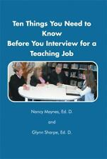 Ten Things You Need to Know Before You Interview for a Teaching Job by Nancy...
