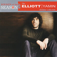 Christmas Song Holiday Rock Elliott Yamin Sounds Of The Season New Cd Free Ship