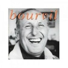 BOURVIL - BEST OF  CD  20 TRACKS FRENCH POP COMPILATION/GREATEST HITS  NEU