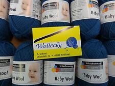 Wolle zum Stricken Schachenmayr BABY WOOL Fb. 6195