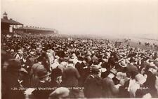 Doncaster Racecourse during Races unused RP old pc Arjay