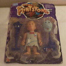 The Flinstones Fillin' Fillin Station Barney Action Figure See Photo's Box Cond.
