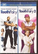 ToothFairy 1 & 2 - DVD Double The Rock Larry Cable Guy Tooth Fairy - BRAND NEW