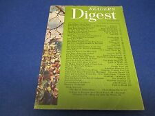 Reader's Digest, August 1950, Life In These United States,Danger-Gossips At Work