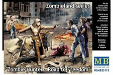 "MasterBox MB35175 1/35 ""Zombie Hunter - Road to Freedom"" Zombieland series"