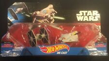 Hot Wheels Star Wars Tie Fighter Vs. Ghost Die-Cast New 2014