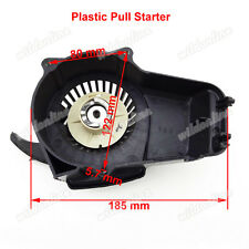 Plastic Pull Starter For 2 Stroke 47 49cc Mini Moto Quad ATV Dirt Bike Pocket