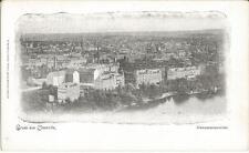 Chemnitz, Gesamtansicht, alte Ansichtskarte um 1900