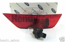 GENUINE FORD KUGA 2008 -2012 DRIVERS SIDE REAR FOG LAMP / LIGHT INC BULB