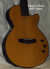 Cort Sunset NY Chambered Body Electric Classical Guitar LIST $799