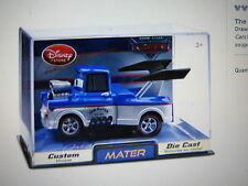 DISNEY CARS DISNEY STORE CUSTOM ARTIST SERIES MATER  W/ DISPLAY