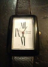 Vintage Lucida ladies watch, running with new battery no Reserve