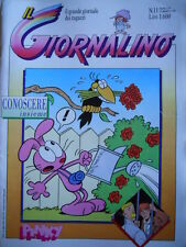 Giornalino n°11 1989 Uomini non violenza Popieluszko Micheluzzi [G.302]