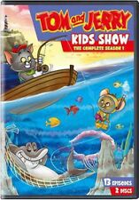 Tom and Jerry Kids Show: The Complete First Season (2013, REGION 1 DVD New)