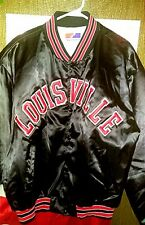 Louisville Cardinals NCAA Vintage Swingster XXL Quilted Baseball Jacket