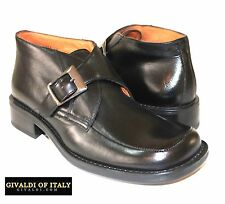 ITALIAN SHOE'S WT BUCKLE Buckle ALL GENUINE BABY LAME; by Givaldi of Italy #8952