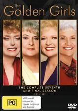 The Golden Girls: Season 7  - DVD - NEW Region 4