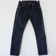 LVC LEVIS VINTAGE CLOTHING BIG E 505 0217 1967 JEANS W28 L30 ZIPPER  28X32