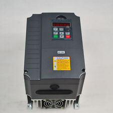 DISCOUNT CE QUALITY 7.5KW 220V 34A 10HP VFD VARIABLE FREQUENCY DRIVE INVERTER