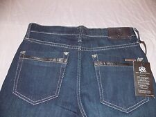 mens rock & republic ultra comfort neil jeans 36x30 nwt $88 amplify wash