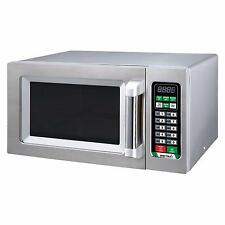 WINCO SPECTRUM COMMERCIAL 1000W MICROWAVE W/ TOUCH SCREEN - EMW-1000ST