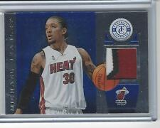 2013-14 Totally Certified Michael Beasley 3-color patch 13/25