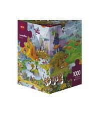 TRIANGULAIRE PUZZLE HY29230 - Heye Puzzles 1000 Pièces - Idylle, Mordillo
