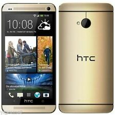 Unlocked HTC ONE M7 3G Android 4.1.2 Quad-core 2GB/32GB Smartphone Gold EU