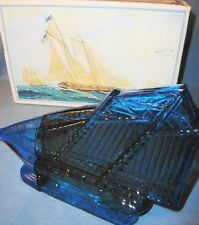 VTG 1972 AVON AMERICA SCHOONER DECANTER OLAND AFTER SHAVE NEW IN BOX-FREE SHIP