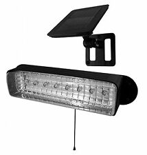 Creative Motion 8 LED Solar Powered Shed Light New