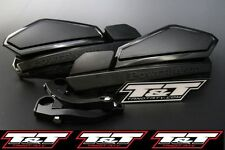 power madd hand guards N-STOCK yamaha yfz 450r atv black powermadd handguards