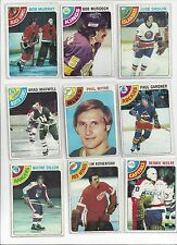 1978-79 Topps Hockey you pick 10 picks $2.00 NM to Mint
