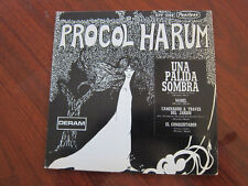 PROCOL HARUM Whiter Shade of Pale Mexican Ep