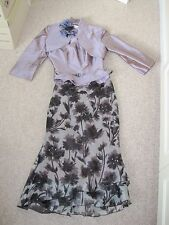 Linea Raffaelli Outfit Size 10 Skirt Top and Bolero Wedding Races