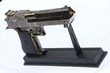 Magnum Desert Eagle 9mm REVOLVER 1 zu 1 Model Gas Pistolenfeuerzeug Piezo 2.Wahl